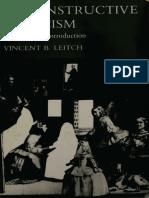 Vincent B. Leitch - Deconstructive Criticism-Columbia University Press (1982)