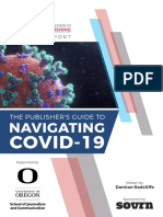 The Publishers Guide to Navigating COVID-19