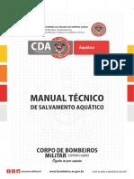 Manual Técnico de Salvamento Aquático - CBMES