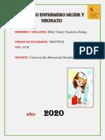 CASO CLINICO DE CÁNCER DE MAMA