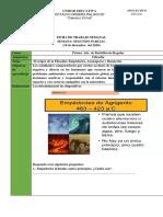 Filosofía OCP Regular Tarea 18 de diciembre Del 2020 Primero de Bachillerato Regular