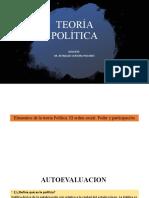 ELEMENTOS DE LA TEORIA POLÍTICA