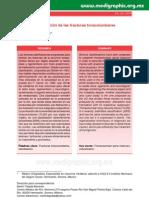 CLASIFICACION DE LAS FRACTURAS TORACOLUMBARES