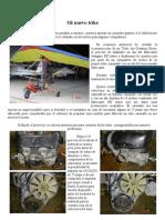 Mi nuevo trike, por FJGARBAR de Aviacion ULM o Ultraligera http://aviacionulm.es