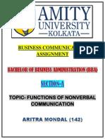 ARITRA MONDAL, BBA(A) Roll NO.-142.pdf