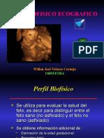 3 FISIOPATOLOGÍA y PERFIL BIOFISICO FETAL