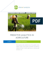 Agriculture Analytics DataVal