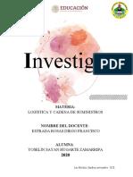 LOGISTICA Y CADENA DE SUMINISTRO - YOSELIN HUGARTE II