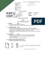 PCBTP CCBTP TECHNOlogie