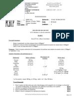 PCBTP etude de realisation
