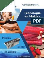 CATALOGO  MOLDES PALETAS  2020 nevemex
