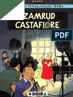 Tintin Zamrud Castafiore