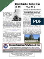 Newsletter Feb. 2011 part 1