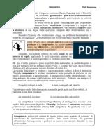 BOURENANE - LING5 - Il trasformazionalismo