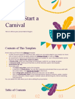 How to Start a Carnival Business Plan by Slidesgo
