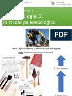 Andrea Baucon, Corso Di Paleontologia - Lezione 8 - Paleoecologia 5 (Lo Studio Paleoecologico)