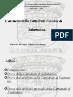 L_archivio_della_Cattedrale_Vecchia_di_S.ppt