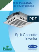 CASSETE INVERTER 2020 - carrier