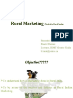 Rural Marketing 1