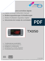 Electronic Thermostat TX050