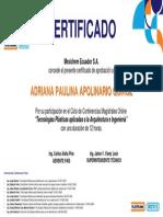 ADRIANA PAULINA APOLINARIO QUIROZ