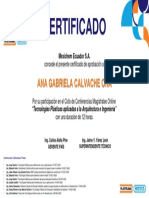 ANA GABRIELA CALVACHE OÑA
