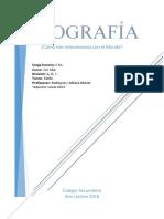 Geografía economica plan anual