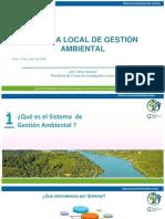 SISTEMA LOCAL DE GESTION AMBIENTAL