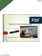 PIC - Programación Puertos de E&S PIC18F4550