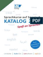 Spanisch-Katalog ASSiMiL 2021