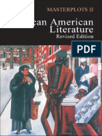 Tyrone Williams-African American Literature (Masterplots II)-Salem Pr Inc (2008)