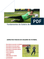 Fundamentos do Goleiro Futebol