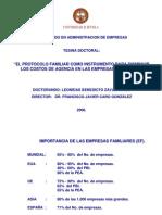 Presentacion Protocolo Empresa Familiar