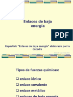 ENLACES DE BAJA ENERGIA