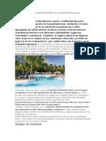 Analisis del covid-19 en los hoteles en republica dominicana