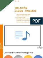 RELACION-ODONTOLOGO-PACIENTE