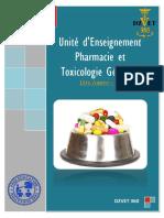 S6 - Pharmacie Et Toxicologie Générale-DZVET360-Cours-veterinaires
