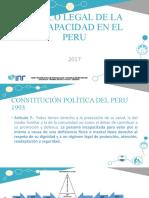 3. MARCO LEGAL DE LA DISCAPACIDAD EN EL PERU.pptx