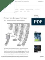 Sistemas de sonorización - Revista ISP Música. Canal Músicos. Instrumentos, sonido y tecnología musical..pdf