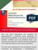 05 FUENTES PRINCIPALES DE DATOS ESPACIALES