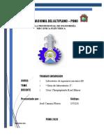 laboratorio de ing mecanica 3 informe