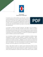 Carta Apoyo Ximena Rincon (1)