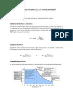 Diagrama Psicrométrico LABIII