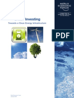 2009_WEF_Green Investing report
