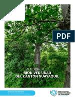 2020 Memoria Biodiversidad Guayaquil