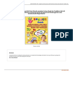 Patch e English Czech Educational 240 First Words Activi