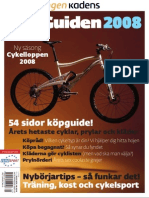 Cykeltidningen Kadens # 1, 2008