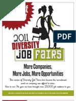 Eco Latino Diversity Job Fair 2011