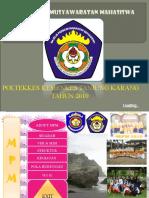 MPM Poltekkes Tanjungkarang 2010