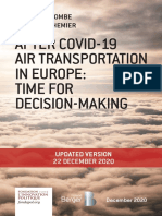 Fondapol Study Combe Brechemier Air Transport After Covid 12 2020